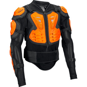 Fox Titan Sport Protector Jacket Herren black/orange